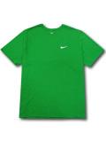 KL685 メンズ ナイキ Tシャツ Nike T-Shirt 緑白 【メール便対応】