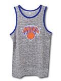 KT102 【メール便対応】 キッズ NBA New York Knicks ニューヨーク・ニックス タンクトップ 灰青