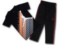 BP040 キッズ 子供用 ジョーダン Tシャツ&パンツ セットアップ Jordan Toddler Set 黒インフラレッド