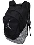 JB149 ジョーダン リュックサック Jordan Jumpman Elephant Backpack エレファント柄 バックパック 黒白