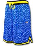 KL694 メンズ ナイキ バスケットボールショーツ Nike Dri-Fit DNA Shorts バスパン 青黒黄色【ドライフィット】 【ルーズフィット】