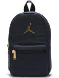 JB155 ジョーダン ミニリュックサック Jordan Mini Backpack バックパック アントラシートメタリックゴールド