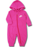 BY248 ベビー ナイキ フード付き カバーオール Nike Infant Coverall ベビー服 赤ちゃん ピンク白 【メール便対応】