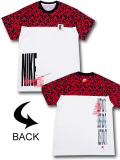 KL696 メンズ ナイキ Tシャツ Nike Sportswear Max90 NSD T-Shirt 白赤黒 【メール便対応】