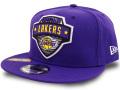 CN223 ニューエラ NBA ロサンゼルス・レイカーズ スナップバックキャップ New Era Los Angeles Lakers Snapback Cap 帽子 紫白