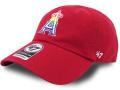 FB489 MLB ロサンゼルス・エンゼルス ストラップバックキャップ '47 Los Angeles Angels Strapback Cap メジャーリーグ ベースボール  帽子 赤白