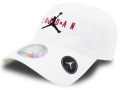 KC713 ジュニア ジョーダン アジャスタブルキャップ Jordan Youth Cap キッズ ユース 帽子 白黒赤