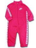 BY250 ベビー ナイキ カバーオール Nike Infant Coverall ベビー服 赤ちゃん ピンク白 【メール便対応】