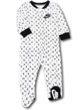 BY251 ベビー ナイキ カバーオール Nike Infant Coverall ベビー服 赤ちゃん 白黒 【メール便対応】