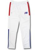 PK142 ジュニア NBA ロゴマン トレーニングパンツ Basketball Youth Pants キッズ 長ズボン 白赤青