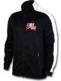 HJ091 メンズ ジョーダン ウォームアップジャケット Jordan Jumpman Classics Warm-Up Jacket トラックジャケット 黒白赤