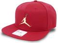 PL668 【海外取り寄せ】ジョーダン スナップバック キャップ Jordan Pro Elephant Jumpman Ingot Snapback Cap 帽子 赤メタリックゴールド