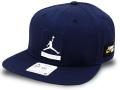JC036 ジョーダン スナップバックキャップ Jordan Pro Snapback Cap 帽子 紺白黄色