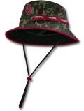 FB493 ジョーダン NCAA オクラホマ大学 スーナーズ バケットハット Jordan Oklahoma Sooners Camo Bucket Hat 帽子 カモフラージュ