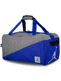 DB167 ジョーダン ダッフルバッグ Jordan Pivot Duffel Bag スポーツバッグ 青ダークグレー