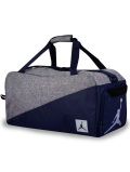 DB166 ジョーダン ダッフルバッグ Jordan Pivot Duffel Bag スポーツバッグ 紺ダークグレー