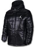 HJ099 メンズ ジョーダン 中綿ジャケット Jordan Jumpman Air Puffer Jacket ボンバージャケット 黒白【ルーズフィット】