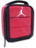 DB140 Jordan All World Lunch Bag ジョーダン ランチバッグ 保冷バッグ 赤黒メタリックシルバー