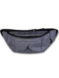 DB158 ジョーダン ボディバッグ Jordan Crossbody Bag クロスボディバッグ ダークグレー黒