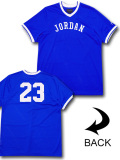 JN346 Jordan Jumpman Mesh Jersey ジョーダン メッシュジャージ 青白