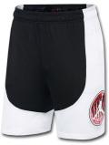 SJ807 メンズ Jordan Legacy Flight Nostalgia Shorts ジョーダン メッシュショーツ バスパン 黒白インフラレッド