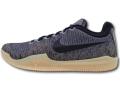 "NS714 Nike Kobe Mamba Rage Premium ""Komodo"" ナイキ コービー バスケットシューズ ダークグレー黒ガムライトブラウン"