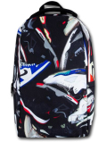 JB079 Air Jordan Graphic Backpack エアジョーダン グラフィック リュックサック バックパック 黒