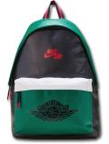 JB081 Air Jordan 1 AJ1 Backpack ジョーダン リュックサック バックパック 黒緑赤