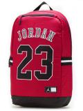 JB085 Jordan Jersey Backpack ジョーダン リュックサック バックパック 赤黒白