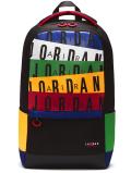 JB084 Jordan DNA Backpack ジョーダン リュックサック バックパック 黒マルチカラー