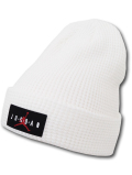 AJ114 ジョーダン ニットキャップ Jordan Beanie ビーニー 帽子 白黒 【メール便対応】
