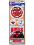 HO717 NBA Chicago Bulls Prismatic Decals シカゴ・ブルズ ステッカー