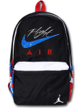 JB086 Air Jordan IV AJ4 Backpack ジョーダン リュックサック バックパック 黒白赤青