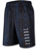 SJ817 Air Jordan Retro 11 Snakeskin Shorts ジョーダン ショーツ ダークネイビー白