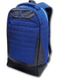 JB946 Jordan Retro XIII 13 Backpack ジョーダン リュックサック 紺黒水色