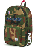 NP807 Herschel NBA Washington Wizards Settlement Camo Backpack ワシントン・ウィザーズ リュックサック バックパック カモフラージュ