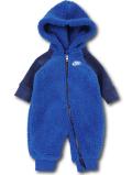 BY065 ベビー Nike Infant Coverall ナイキ フード付き もこもこカバーオール ベビー服 赤ちゃん ダークブルー紺