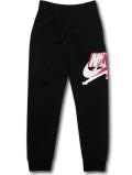 PK126 ジュニア Jordan Kids Jumpman Classics Pants ジョーダン スウェットパンツ キッズ 長ズボン 黒赤白