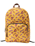 NP814 NBA Los Angeles Lakers Backpack ロサンゼルス・レイカーズ リュックサック バックパック 黄色