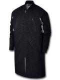 HJ960 【限定入荷!】 メンズ Air Jordan Retro XII 12 Jacket ジョーダン ロングコート ジャケット 中綿 黒メタリックゴールド