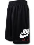 SK379 ジュニア Jordan Jumpman Shorts ジョーダン バスケットボール ショーツ バスパン 黒白赤 【メール便対応】
