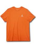 JT051 メンズ Jordan Jumpman T-Shirt ジョーダン Tシャツ オレンジ白 【メール便対応】
