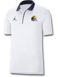 JP252 メンズ Jordan NCAA ミシガン大学 ウルヴァリンズ Michigan Wolverines Polo ジョーダン カレッジポロシャツ アメフト 白紺