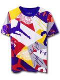 LL304 キッズ Jordan Graphic Tee ジョーダン グラフィック Tシャツ マルチカラー