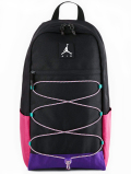 JB115 Jordan All Ground Backpack ジョーダン リュックサック バックパック 黒ピンク紫