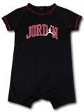 BT036 ベビー ジョーダン ロンパース Jordan Rompers ベビー服 赤ちゃん 黒赤白 【メール便対応】