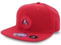 KC678 ジュニア ジョーダン スナップバックキャップ Jordan Jumpman Classics Snapback Cap キッズ 帽子 赤黒白