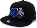 KC681 ジュニア ニューエラ NBA オーランド・マジック スナップバックキャップ New Era Orlando Magic Snapback Cap 黒青