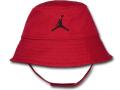 BA600 ベビー ジョーダン バケットハット Jordan Bucket Hat Infant 赤ちゃん 帽子 赤黒【メール便対応】