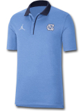 JP260 メンズ ジョーダン NCAA ノースカロライナ大学 ターヒールズ カレッジポロシャツ Jordan North Carolina Tar Heels Polo 水色紺白